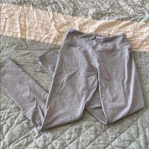 Pants - Gray workout leggings